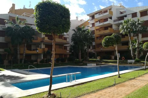 new build 2 and 3 bedrooms apartments for sale in Punta Prima La Recoleta (29)