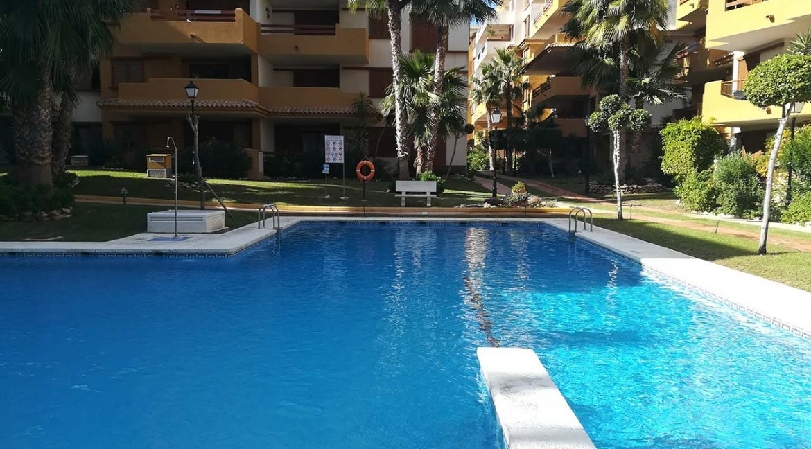 new build 2 and 3 bedrooms apartments for sale in Punta Prima La Recoleta (31)