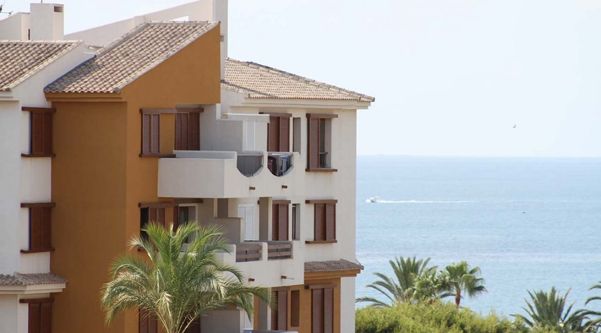 new build 2 and 3 bedrooms apartments for sale in Punta Prima La Recoleta (37)
