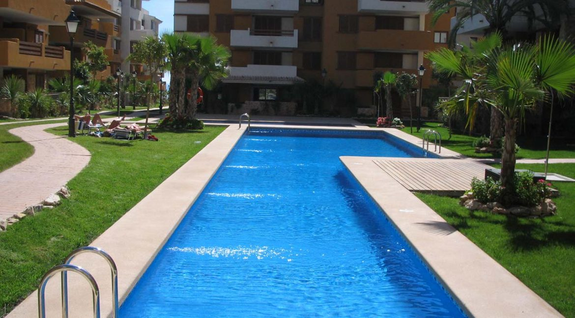 new build 2 and 3 bedrooms apartments for sale in Punta Prima La Recoleta (42)