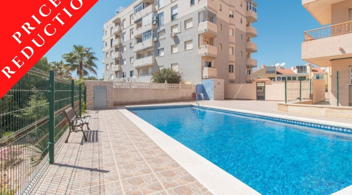 1 bedroom Apartment For Sale With Swimming pool in La Mata (16)