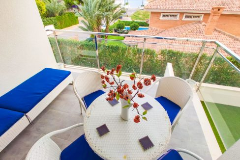 Apartment with sea views for sale in La Veleta, Mar Azul, Torrevieja (11)