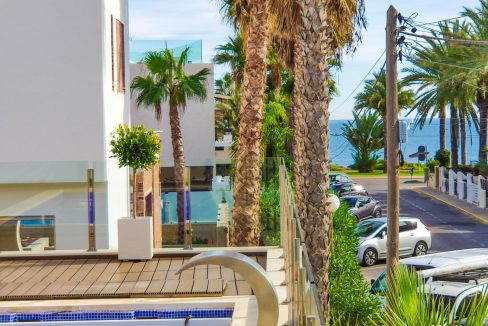 Apartment with sea views for sale in La Veleta, Mar Azul, Torrevieja (20)