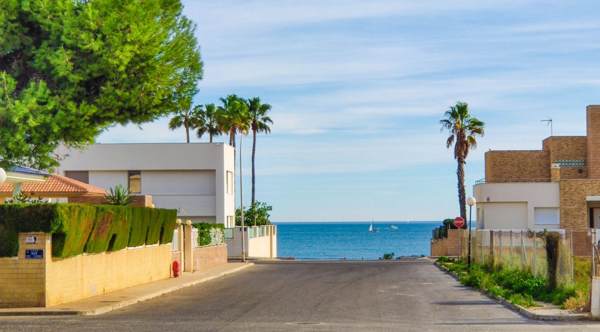 Apartment with sea views for sale in La Veleta, Mar Azul, Torrevieja (22)