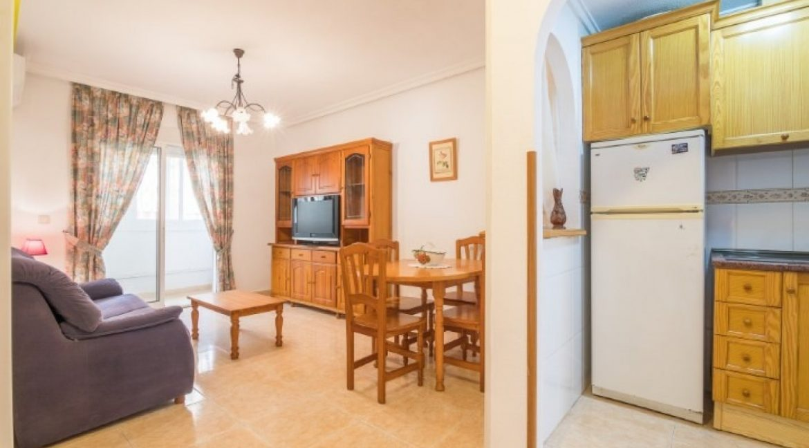 One bedroom apartment for sale in Torrevieja (5)