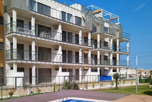 2 and 3 Bedrooms Apartments For Sale in Orihuela Costa - Villamartin (2)