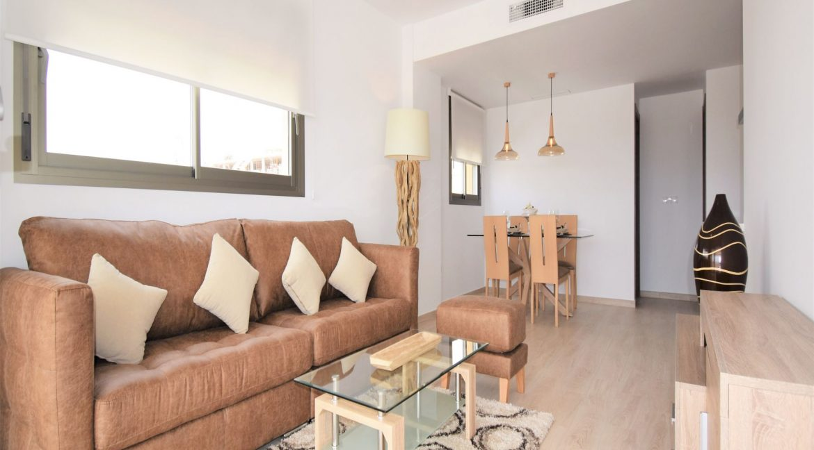 2 and 3 Bedrooms Apartments For Sale in Orihuela Costa - Villamartin (5)