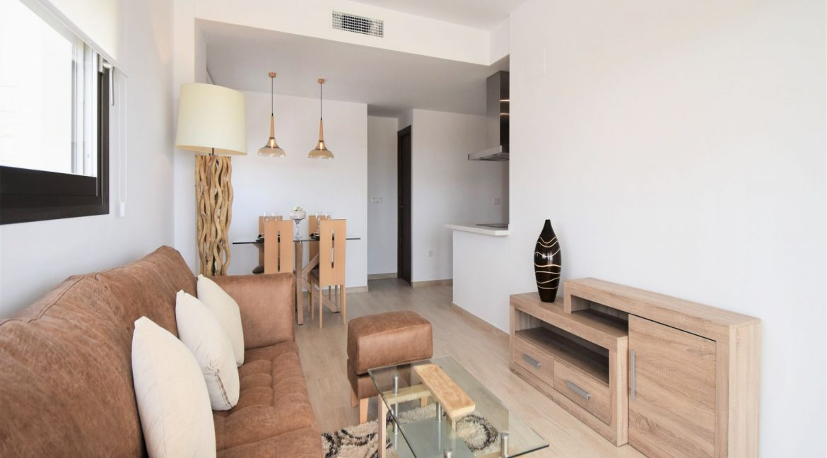 2 and 3 Bedrooms Apartments For Sale in Orihuela Costa - Villamartin (7)