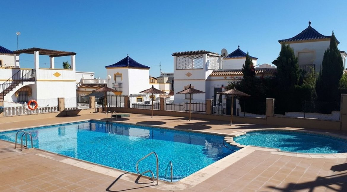 3 Bedrooms Townhouse For Sale in Los Altos, Torrevieja (1)