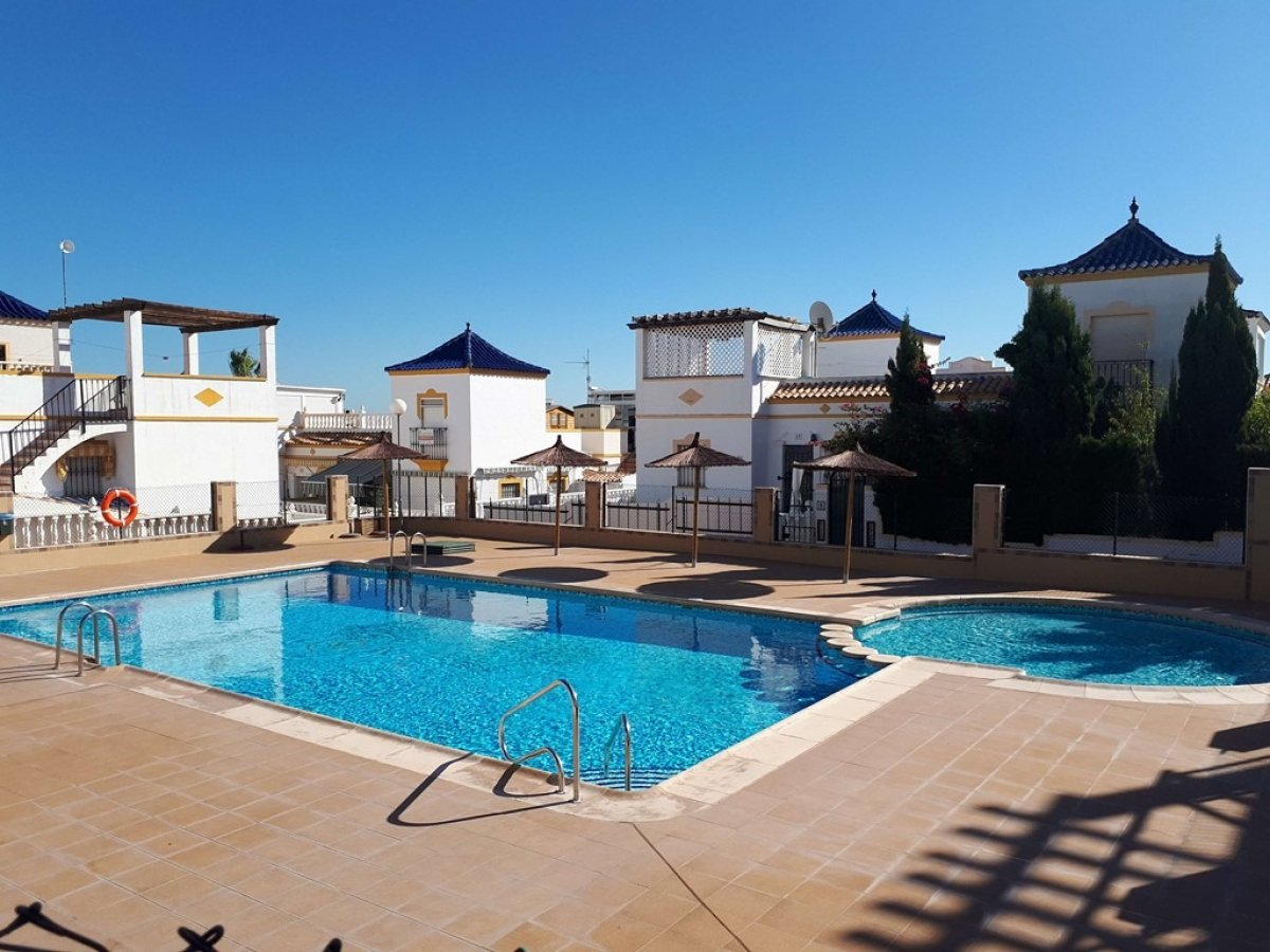 3 Bedrooms Townhouse For Sale in Los Altos Torrevieja