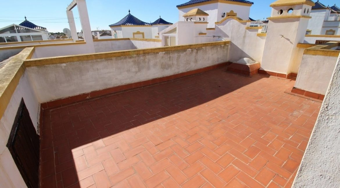 3 Bedrooms Townhouse For Sale in Los Altos, Torrevieja (11)