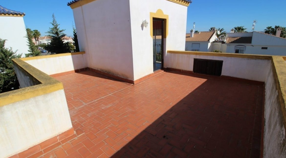 3 Bedrooms Townhouse For Sale in Los Altos, Torrevieja (9)
