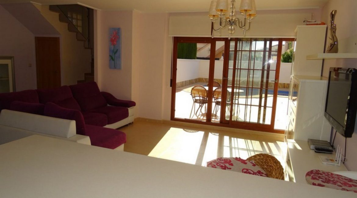 3 Bedrooms Villa For Sale with Swimming Pool in Orihuela Costa (10)