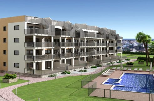2 and 3 Bedrooms Apartments For Sale in Orihuela Costa - Villamartin