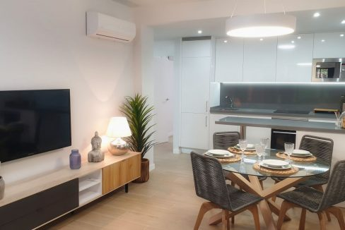 2 Bedrooms Apartments in Orihuela Costa with Private Garden or Solarium (1)