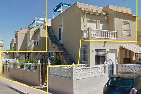 3 Bedrooms Bungalow with Solarium For Sale in Torrevieja (1)