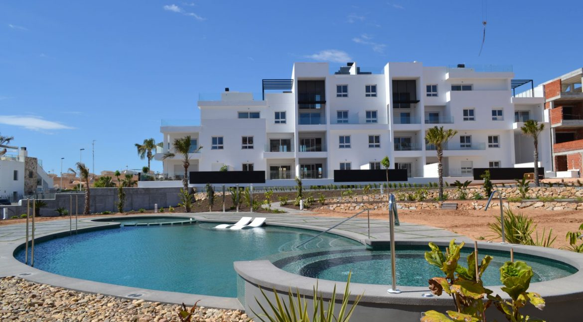 New Build 2 and 3 Bedrooms For Sale in Punta Prima-Orihuela Costa (10)