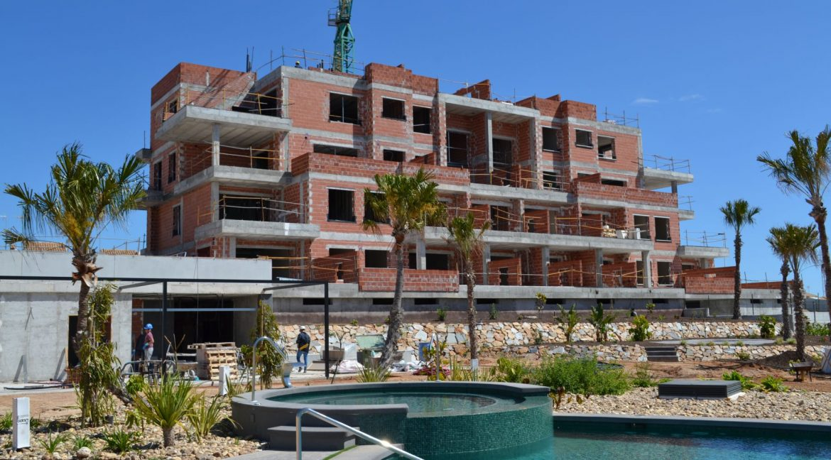 New Build 2 and 3 Bedrooms For Sale in Punta Prima-Orihuela Costa (11)