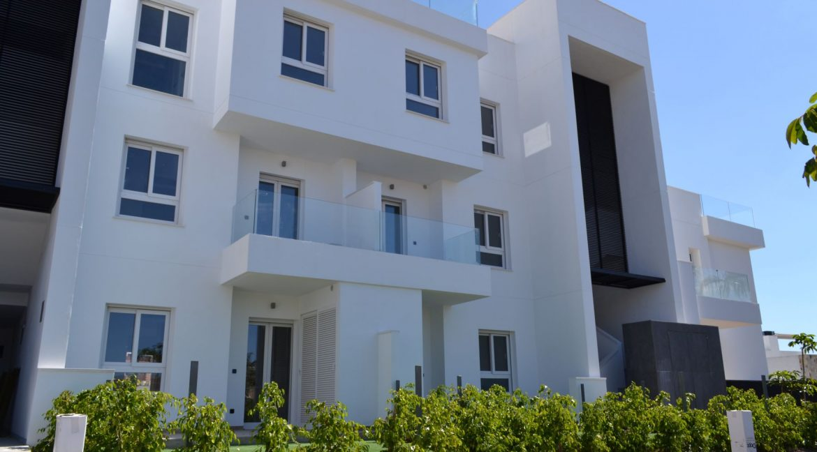 New Build 2 and 3 Bedrooms For Sale in Punta Prima-Orihuela Costa (4)