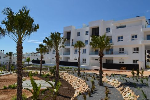 New Build 2 and 3 Bedrooms For Sale in Punta Prima-Orihuela Costa