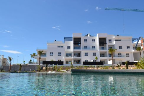 New Build 2 and 3 Bedrooms For Sale in Punta Prima-Orihuela Costa (8)