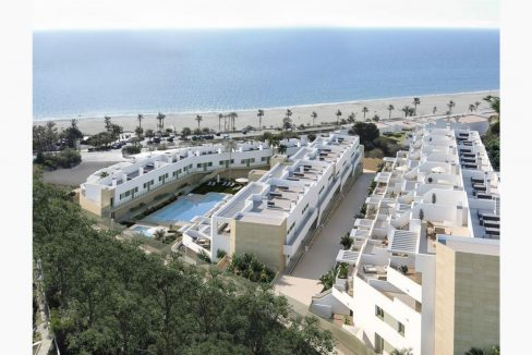 2 And 3 Bedrooms apartment by Mojacar Beach (1)