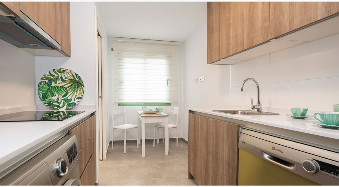 2 And 3 Bedrooms apartment by Mojacar Beach (16)