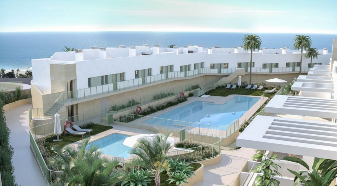 2 And 3 Bedrooms apartment by Mojacar Beach (3)