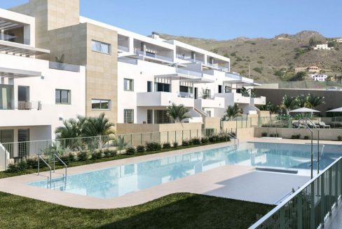 2 And 3 Bedrooms apartment by Mojacar Beach (5)