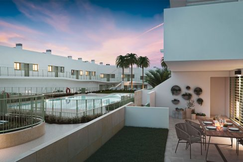 2 And 3 Bedrooms apartment by Mojacar Beach (6)