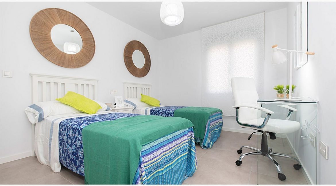 2 And 3 Bedrooms apartment by Mojacar Beach (7)