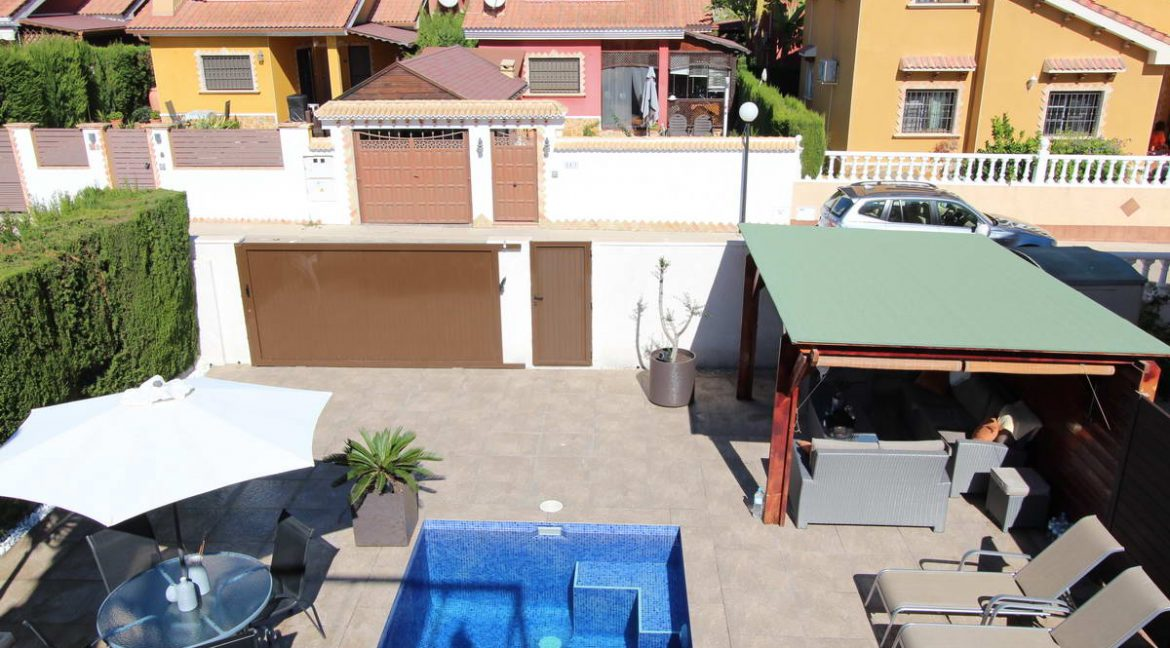 3 Bedrooms Detached Villa For Sale in Guardamar del Segura with Private Pool (15)
