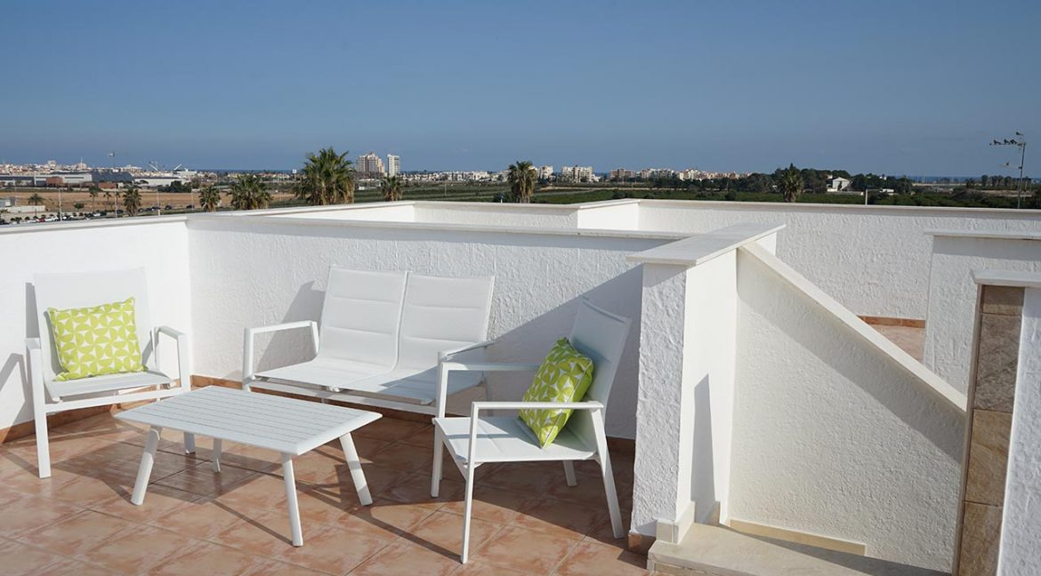 3 Bedrooms Townhouses For Sale in Torrevieja, Los Altos- Altos de la Laguna (57)