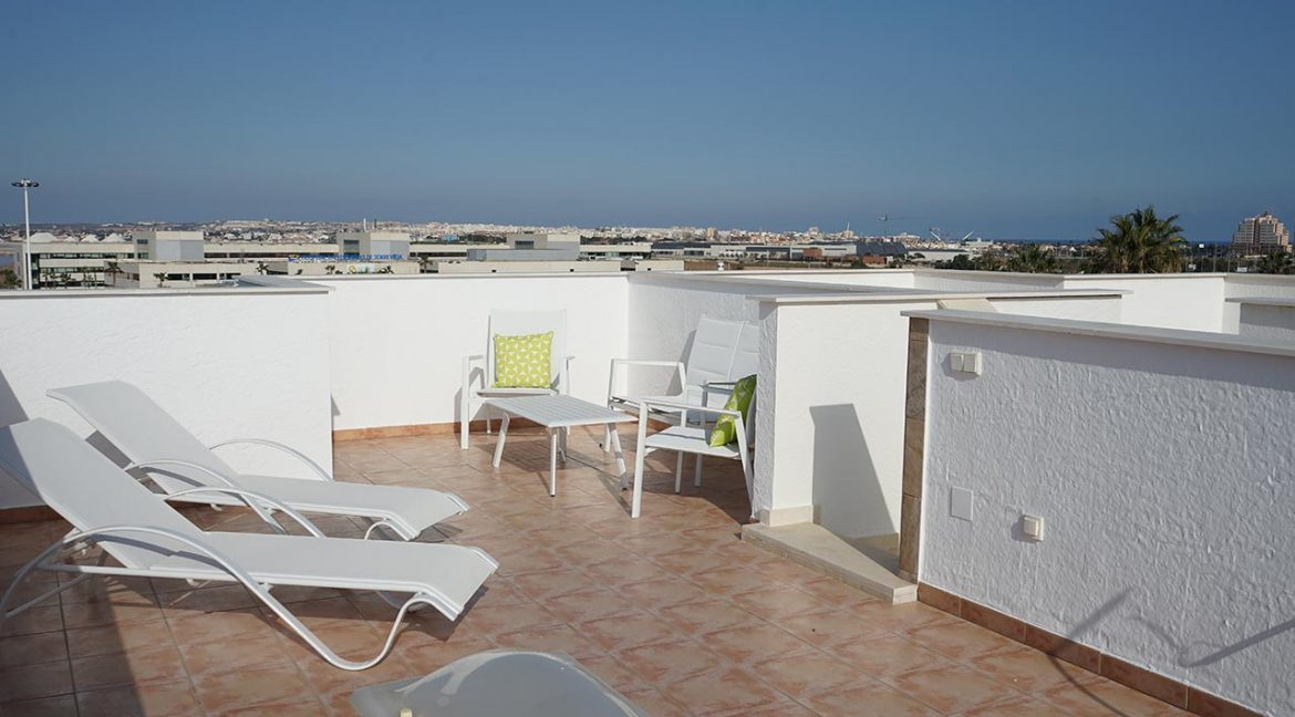 3 Bedrooms Townhouses For Sale in Torrevieja, Los Altos- Altos de la Laguna (59)