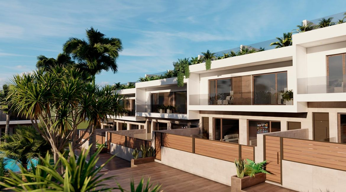 3 Bedrooms Townhouses For Sale in Torrevieja, Los Altos- Altos de la Laguna (71)