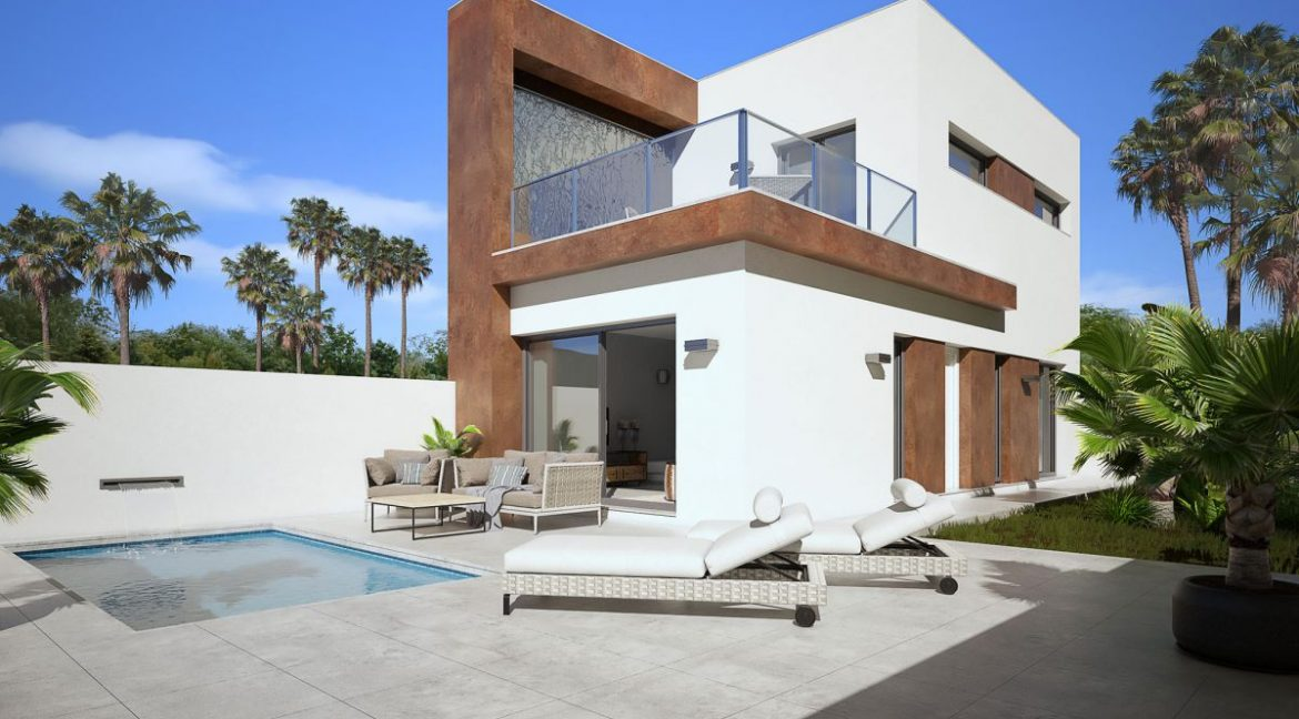 New Build Properties in Costa Blanca