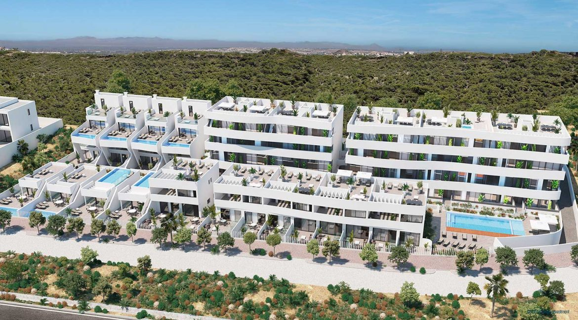 New Build 2 Bedrooms apartment for sale in Guardamar del Segura (14)
