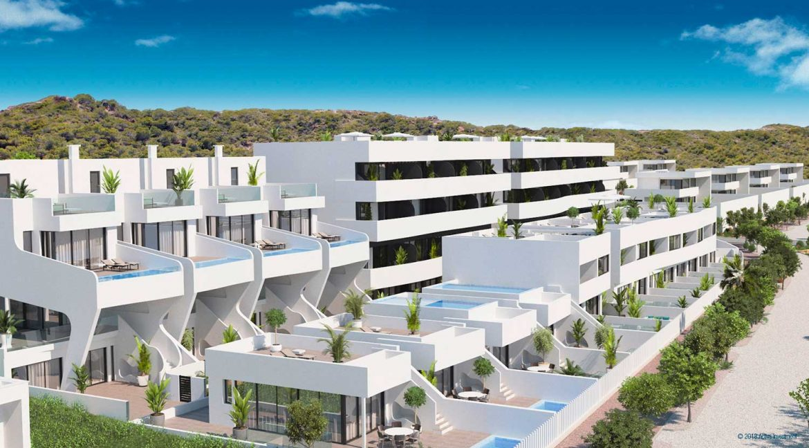 New Build 2 Bedrooms apartment for sale in Guardamar del Segura (15)