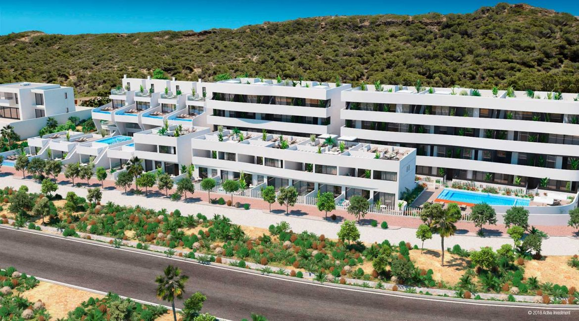 New Build 2 Bedrooms apartment for sale in Guardamar del Segura (16)