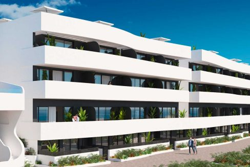 New Build 2 Bedrooms apartment for sale in Guardamar del Segura (2)