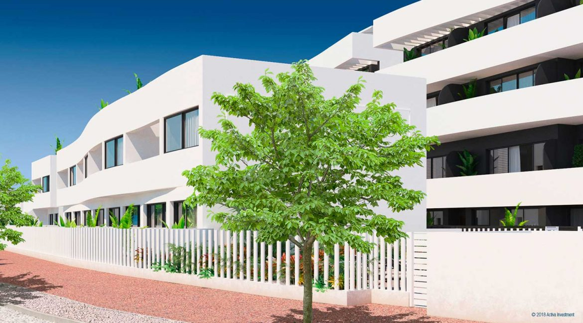 New Build 2 Bedrooms apartment for sale in Guardamar del Segura (20)