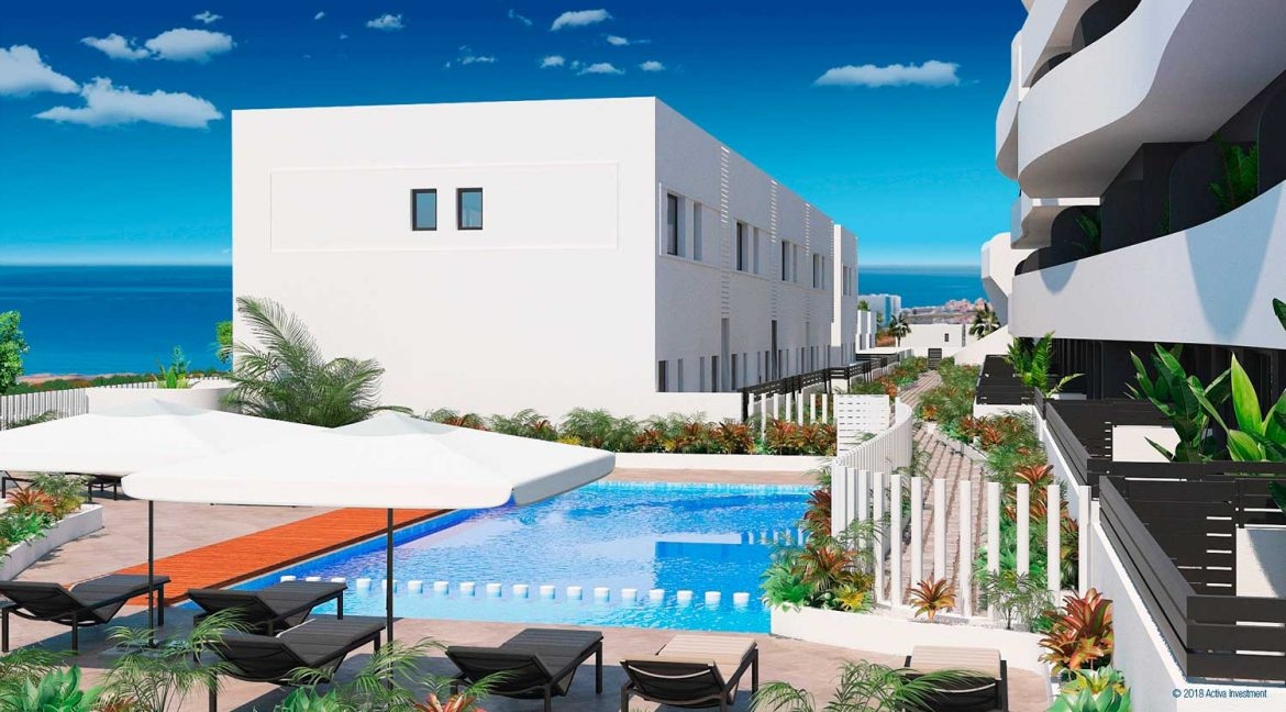 New Build 2 Bedrooms apartment for sale in Guardamar del Segura (7)