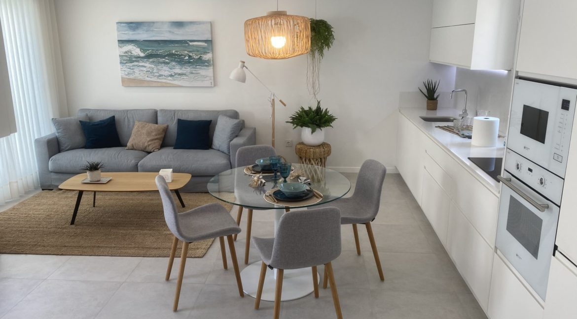 New Build 2 and 3 Bedrooms Apartments Close to la Zenia Boulevard in Playa Flamenca (23)