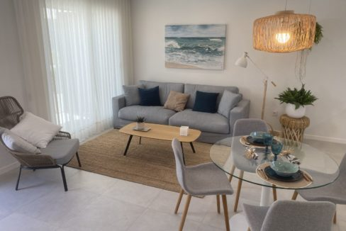 New Build 2 and 3 Bedrooms Apartments Close to la Zenia Boulevard in Playa Flamenca (24)