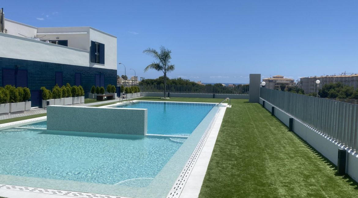 New Build 2 and 3 Bedrooms Apartments Close to la Zenia Boulevard in Playa Flamenca (6)