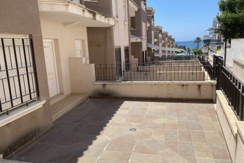 New Build 3 Bedrooms Townhouse Just 200m To The Santa Pola Beach (31)