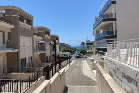 New Build 3 Bedrooms Townhouse Just 200m To The Santa Pola Beach (7)