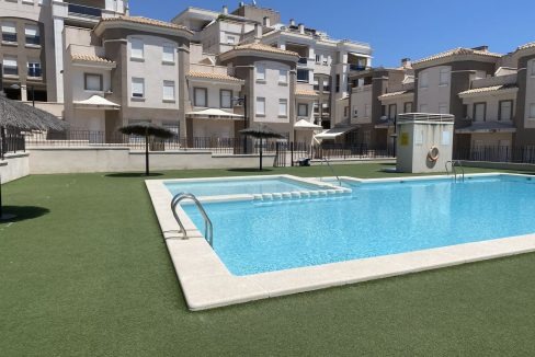 New Build 3 Bedrooms Townhouse Just 200m To The Santa Pola Beach (9)