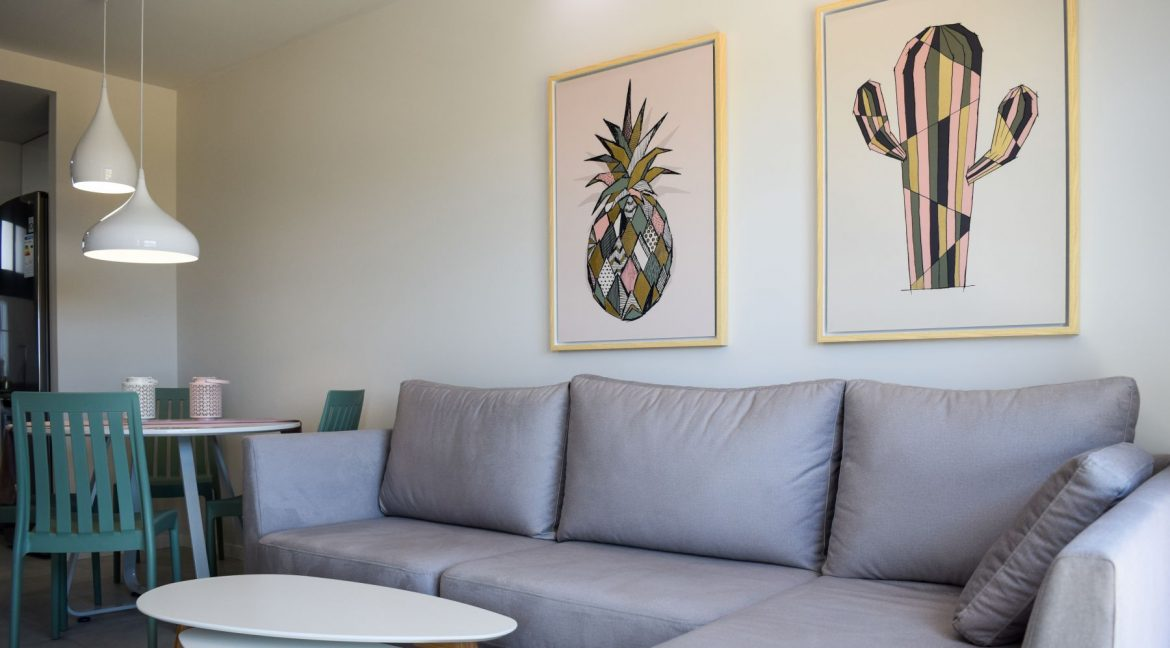 New Build Of 2 And 3 Bedrooms Apartments And Bungalows For Sale On Mil Palmeras Beach, Orihuela Costa (12)
