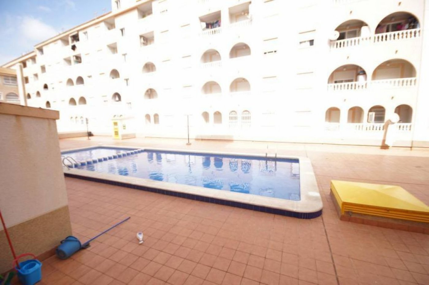 2 Bedrooms Apartment with Swimming Pool just 500 meters from Playa del Cura